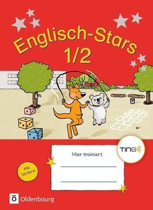 Englisch-Stars 1./2. Schuljahr - TING-Ausgabe - Übungsheft