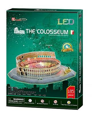 3D dėlionė: The Colosseum
