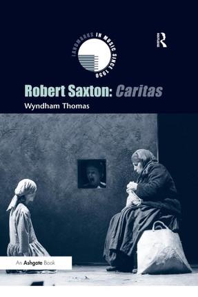 Robert Saxton: Caritas