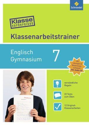 Klasse vorbereitet Englisch 7 - Gymnasium