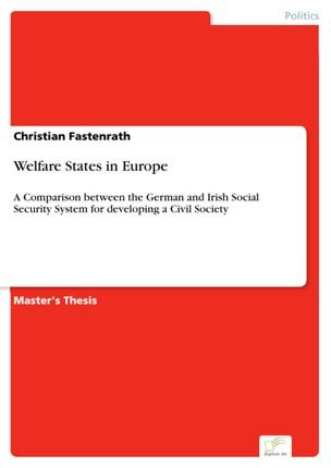 Welfare States in Europe