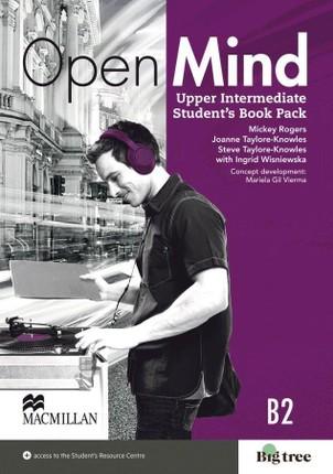 Open Mind Upper Intermediate. Student's Book with Webcode (incl. MP3) + Online-Workbook