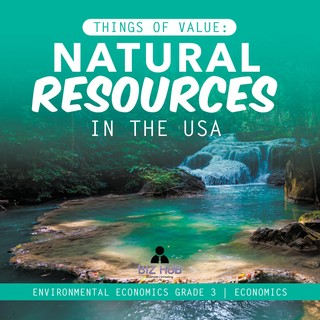 Things of Value : Natural Resources in the USA   Environmental Economics Grade 3   Economics
