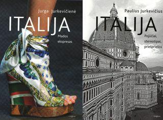 Italija. Pojūčiai, stereotipai, priešpriešos; mados ekspresas