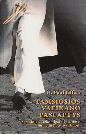 Tamsiosios Vatikano paslaptys