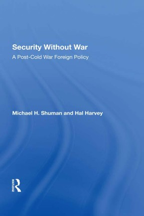Security Without War
