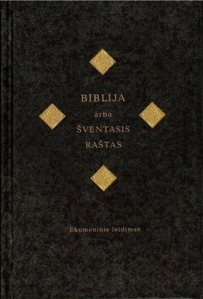 Biblija arba Šventasis Raštas (ekumeninis leidimas)