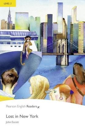 Penguin Readers Level 2 Lost in New York