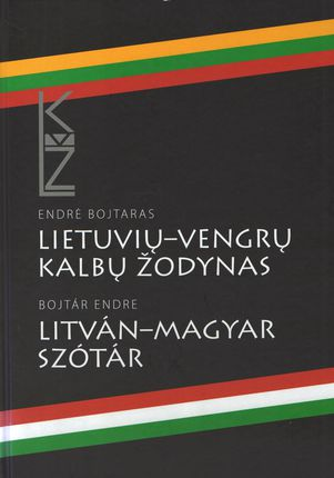 Lietuvių - vengrų kalbų žodynas