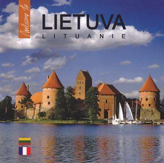 Lietuva. Lituanie (lietuvių, prancūzų kalba)