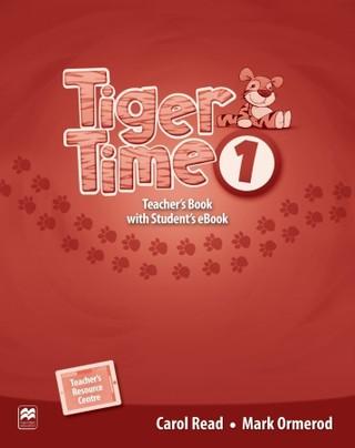 Tiger Time 1. Teacher's Book + ebook + Online Resource Centre