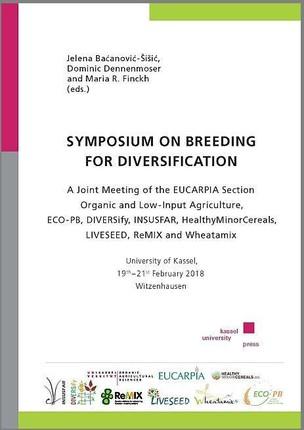 Symposium on Breeding for Diversification