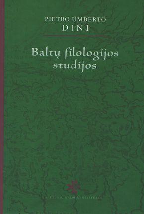 Baltų filologijos studijos