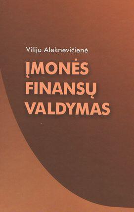 Įmonės finansų valdymas