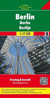 Berlin 1 : 17 500 Stadtplan