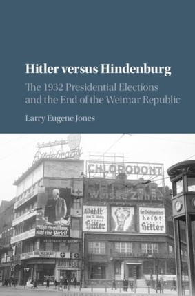 Hitler versus Hindenburg