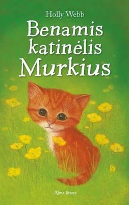 Benamis katinėlis Murkius