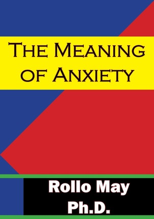 Meaning Of Anxiety