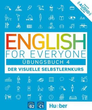 English for Everyone 4 - Übungsbuch