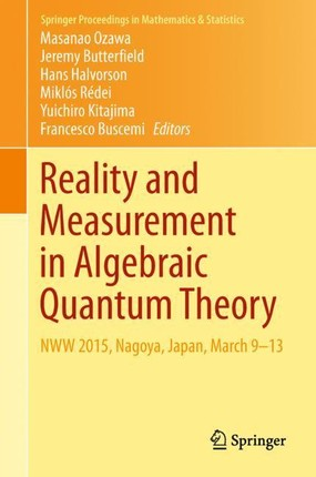 Reality and Measurement in Algebraic Quantum Theory