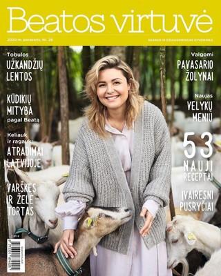 Beatos virtuvė. Žurnalas. 2020 m. Žiema Nr. 26