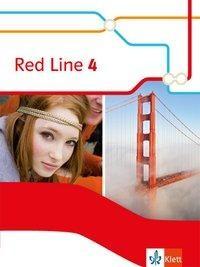 Red Line. Schülerbuch (fester Einband). Klasse 8. Ausgabe 2014