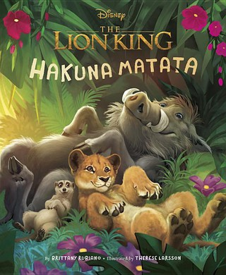 The Lion King Live Action Picture Book: Hakuna Matata