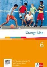 Orange Line. Workbook mit Audio-CD und Lernsoftware Teil 6 (6. Lernjahr) Grundkurs