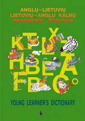 Anglų-lietuvių lietuvių-anglų kalbų pradinukų žodynas. Young learner's dictionary