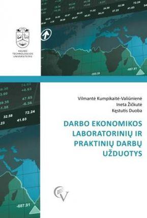 Darbo ekonomikos laboratorinių ir praktinių darbų užduotys