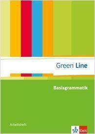 Green Line. Basisgrammatik. Sekundarstufe I. Arbeitsheft mit Lösungsheft. Ausgabe 2013