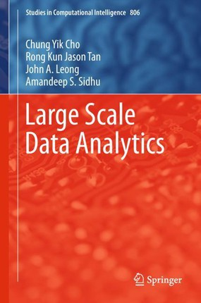 Large Scale Data Analytics