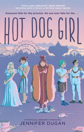 Hot Dog Girl