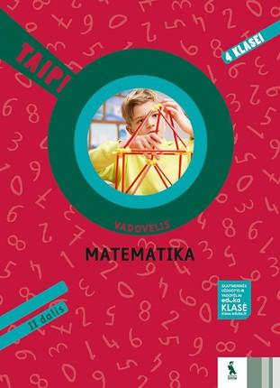 MATEMATIKA. Vadovėlis 4 klasei 2 dalis (TAIP!)