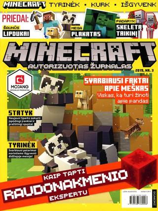 Minecraft. Žurnalas 2019/3