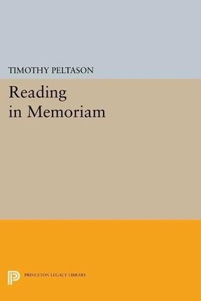 Reading In Memoriam