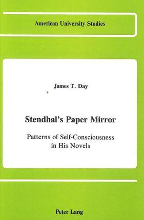 Stendhal's Paper Mirror