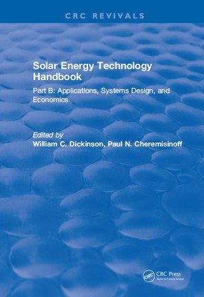 Solar Energy Technology Handbook