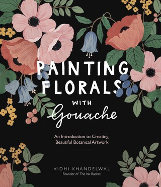 Painting Florals with Gouache