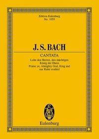 Kantate Nr. 137 (Dominica 12 post Trinitatis)