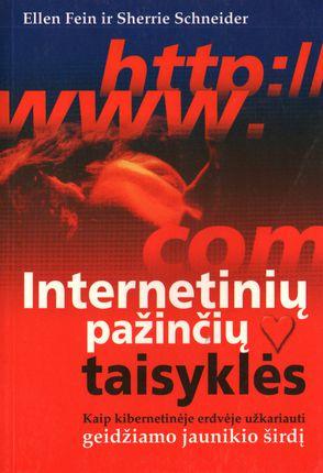 Internetinių pažinčių taisyklės