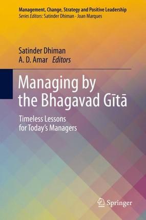 Managing by Bhagavad Gita