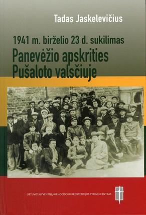 1941 m. birželio 23 d. sukilimas Panevėžio apskrities Pušaloto valsčiuje