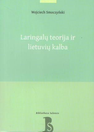 Laringalų teorija ir lietuvių kalba