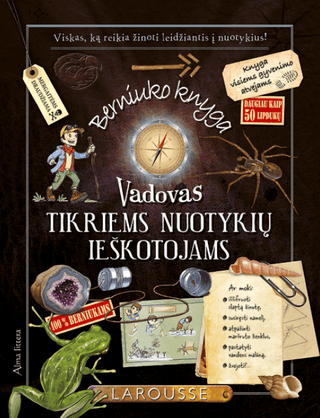 Berniuko knyga (2016)