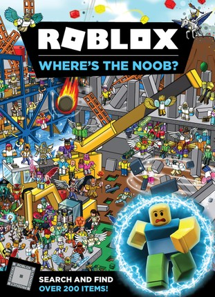 Roblox - Ehere's the Noob Search and Find