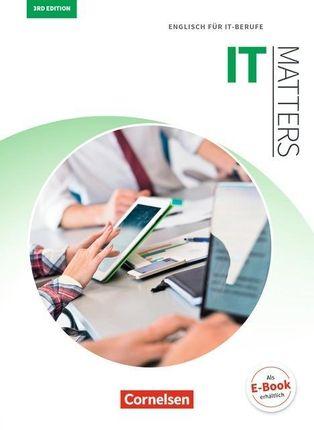 Matters Technik B1/B2 - Englisch für IT-Berufe