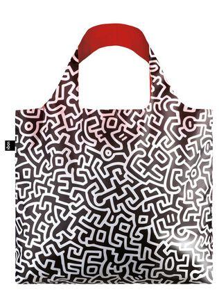 """LOQI pirkinių krepšys """"KEITH HARING Untitled Bag"""""""