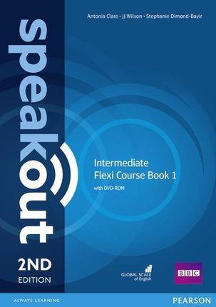 Speakout Intermediate Flexi Coursebook 1 Pack