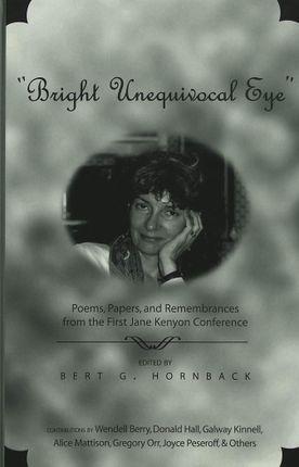 'Bright Unequivocal Eye'